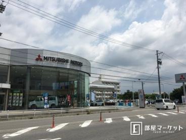 中部三菱自動車販売 岡崎上和田店の画像1