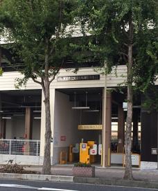 箕面駅前駐輪場の画像1