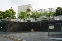 片江中学校