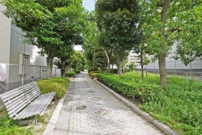 江尻川緑道の画像1