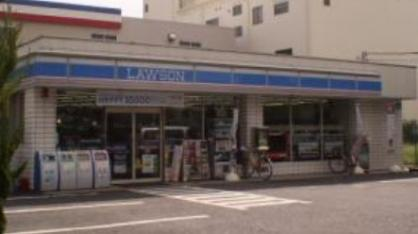 ローソン 谷河内町二丁目店の画像1