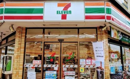 セブン‐イレブン 南篠崎店の画像1