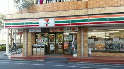 セブン-イレブン江戸川松江南店の画像1
