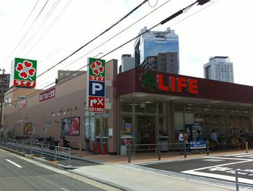ライフ大淀中店の画像1