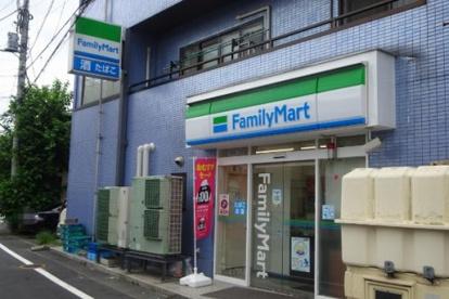 ファミリーマート亀山西新井本町店の画像1