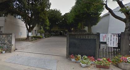 習志野市立第二中学校の画像1