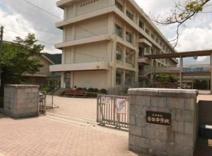 安佐南中学校