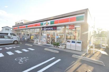 サンクス港南下永谷6丁目店の画像1