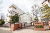 新宿区四谷中学校