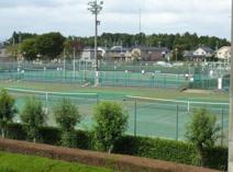 牛久運動公園テニスコート