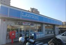 ローソン 牛久中根店
