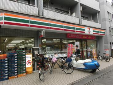セブンイレブン 中野桃園店の画像1