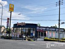 デニーズ 東岡崎店