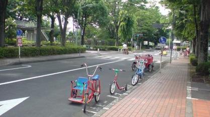青梅交通公園の画像1