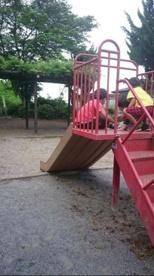 日の出団地4号公園の画像1