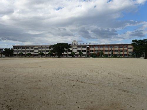 帖佐中学校の画像