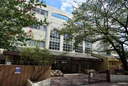 杉並区立宮前中学校の画像1