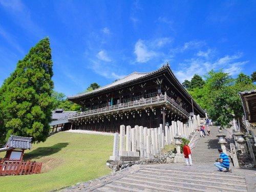 東大寺二月堂(とうだいじにがつどう)の画像