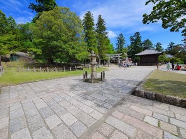 東大寺 法華堂 三月堂(とうだいじほっけどうさんがつどう)の画像3