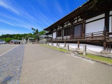 東大寺 法華堂 三月堂(とうだいじほっけどうさんがつどう)の画像4