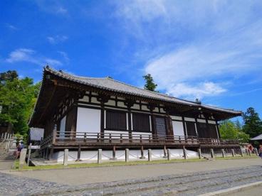東大寺 法華堂 三月堂(とうだいじほっけどうさんがつどう)の画像5