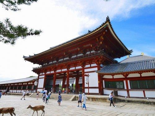東大寺(とうだいじ)の画像