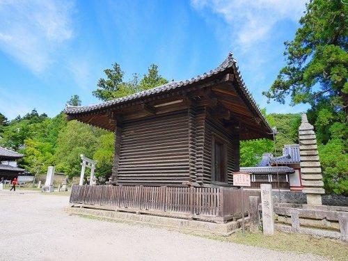 東大寺 法華堂経庫(とうだいじ ほっけどうきょうこ)の画像