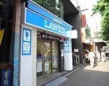 ローソン 新中野駅前店