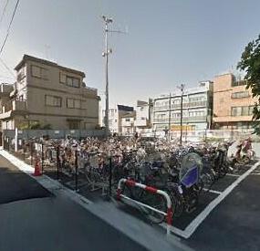 中野新橋駅自転車駐輪場の画像1