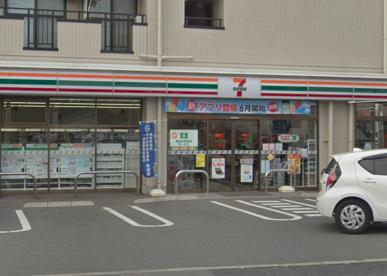 セブンイレブン調布柴崎2丁目店の画像1