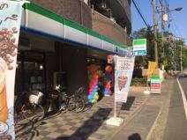 ファミリーマート 多摩一ノ宮公園店