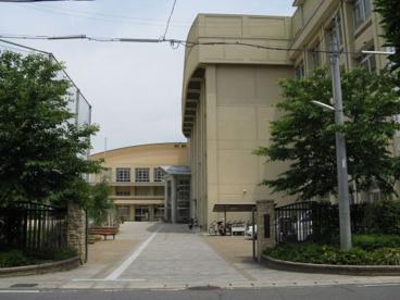 京都市立花山中学校の画像1