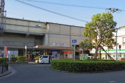 河内小阪駅の画像1