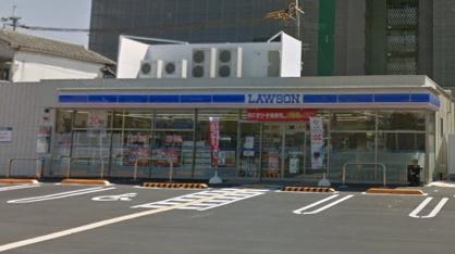 ローソン長吉六反四丁目店の画像1
