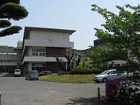 丸亀市立東中学校の画像1