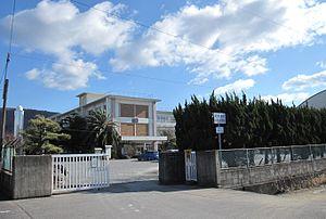 坂出市立白峰中学校の画像1