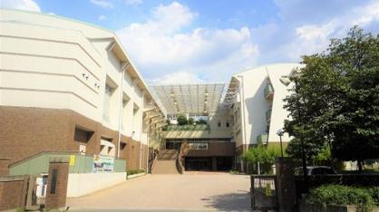 朝霞市/朝霞第一中学校の画像1