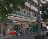 ローソンストア100東住吉矢田店