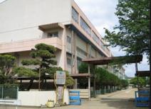 川越市立霞ケ関東中学校