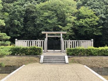 景行天皇 山邊道上陵(けいこうてんのう やまのべのみちのえのみささぎ)の画像1