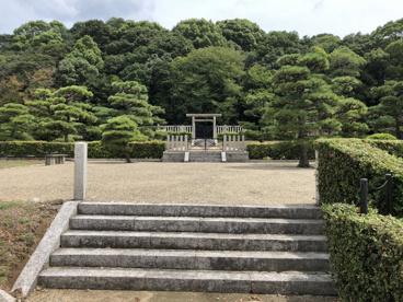 景行天皇 山邊道上陵(けいこうてんのう やまのべのみちのえのみささぎ)の画像3