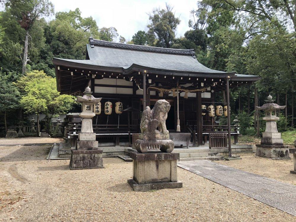 伊射奈岐神社(いざなぎじんじゃ)の画像
