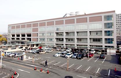 久留米大学医療センターの画像1