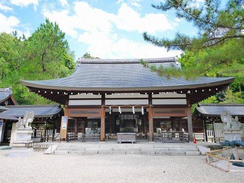 護国神社(ごこくじんじゃ)の画像