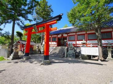柿本社(奈良町天神社)の画像4