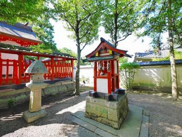秋葉社(奈良町天神社)の画像1