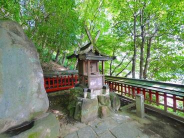 飛鳥神並社(あすかかんなびしゃ)の画像1