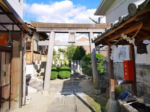 白山神社(はくさんじんじゃ)の画像