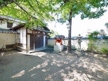 浅間社(奈良町天神社)の画像3