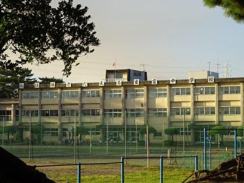 重富中学校の画像